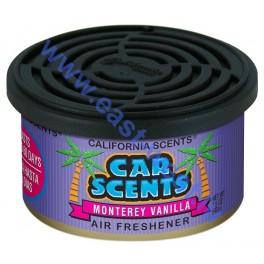 Car scents Monterey vanilla